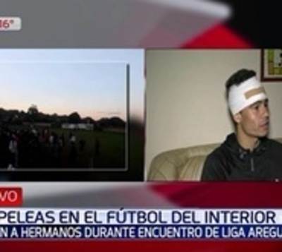 Futbolista relata pesadilla que vivió al ser atacado por una multitud