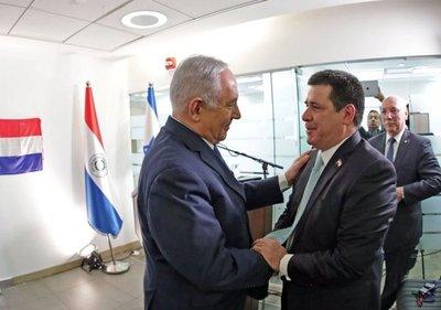 El presidente Cartes y sus asesores israelíes