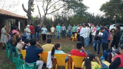 MAG busca fortalecer sector pecuario de Ñacunday