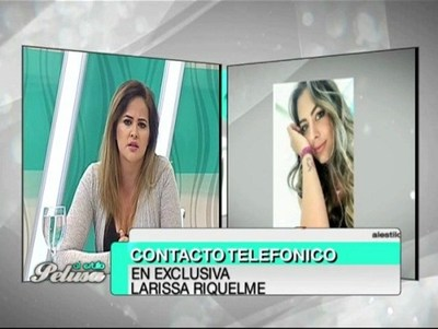 Madre de supuesta niña abusada por Fabbro discutió con Larissa Riquelme