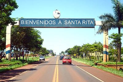 Distrito de Santa Rita conmemora a su Santa Patrona