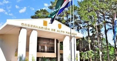 Equipo de transición aún no ingresó a la gobernación del Alto Paraná