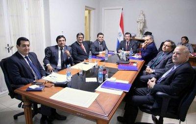 Rios se integra al Consejo de la Magistratura