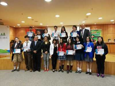 Estos son los estudiantes que representarán a Paraguay en competencia internacional de informática