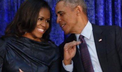 Michelle y Barack Obama firman acuerdo con Netflix
