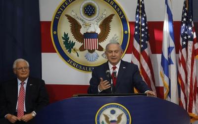 Netanyahu celebró la decisión de EE.UU de reforzar las sanciones contra el régimen iraní