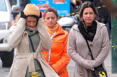 Anuncian martes frío a fresco con mínima de 10ºC