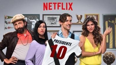 HOY / Música rockera made in Paraguay en serie de Netflix