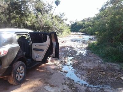 Mal estado de caminos frena el desarrollo de Puentesiño