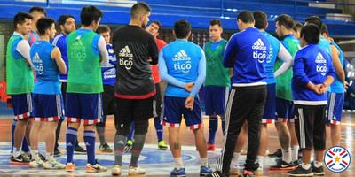 Futsal: confirman a seleccionados para Juegos Sudamericanos