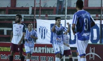 Oriental gana y clasifica a la Copa Paraguay