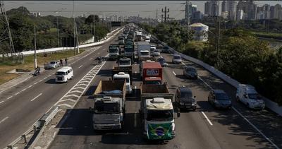 Paraguayos se bajan del rally de Erechim
