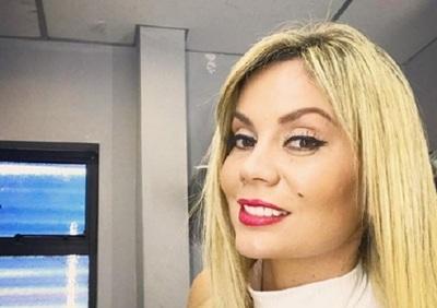 Dahiana Bresanovich Molesta Con La Radio Rock & Pop