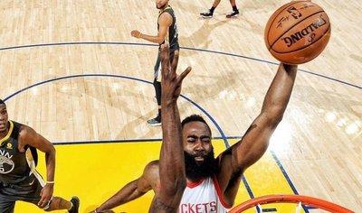 Los Rockets despegan y bajan de las nubes a los Warriors
