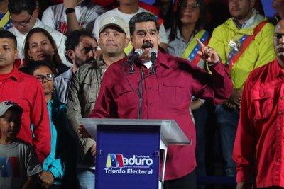 Diputados declaran ilegítima elecciones de Venezuela