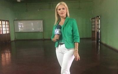 Gabriela León fue violentada en una cobertura