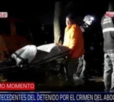 Posibles restos de abogado llegan a morgue de Asunción