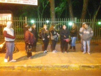 Vecinos del barrio San Pablo exigen mayor seguridad en la zona
