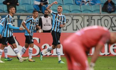 HOY / El Grupo A de la Copa queda en manos de Grêmio