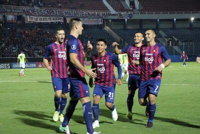AUDIO: Los goles del partido que Cerro Porteño ganó a Monagas