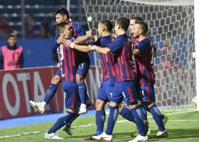 Goles de Cerro Porteño para la victoria de 3