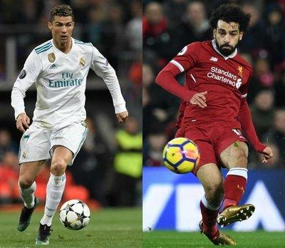Cristiano y Salah, la ambición y el anhelo