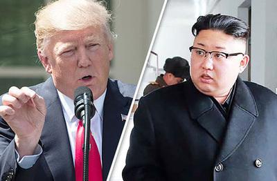 Donald Trump canceló la cumbre con Kim Jong Un en Singapur