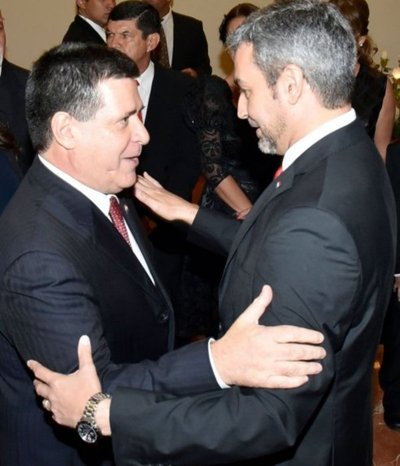 "Bacchetta: ""No hay compromiso con Cartes"""