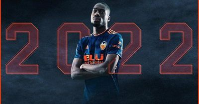 Kondogbia jugará en Valencia hasta 2022