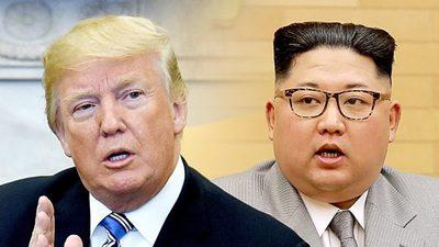 Se suspende encuentro de Kim Jong-Un con Donald Trump