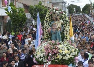"""Aplauden declaración de """"Minga Guazú  pro-vida y familia"""" en fiesta patronal"""