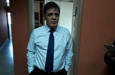Villamayor confirmó a Sosa Pasmor como su viceministro de seguridad interna