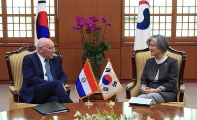 HOY / Celebran inicio de negociaciones comerciales entre Mercosur y Corea