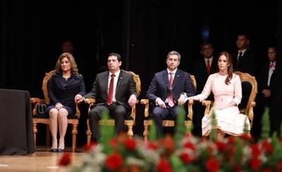 HOY / Proclaman a Mario Abdo como presidente para el periodo 2018-2023