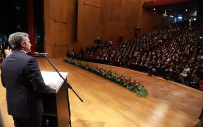 Abdo Benítez destaca proceso electoral y reitera llamado a la unidad