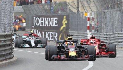 Ricciardo, fin de semana perfecto