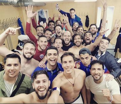 Artistas paraguayos celebran la gran victoria