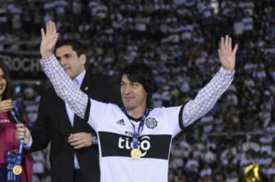 HOY / Garnero deja su marca en la historia de Olimpia