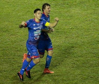Independiente superó en casa a Sol de América