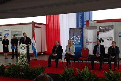 Implementan sistema biométrico MIDAS en Puerto Falcón