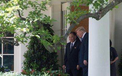 Trump confirma cumbre con Kim Jong Un