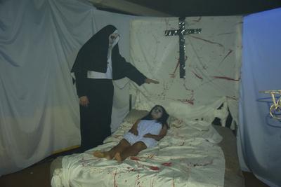 Horror Fest en CDE, hoy y mañana