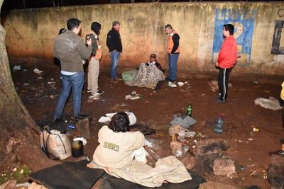 Rescatan indigentes de las calles en CDE