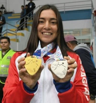 Aumenta el medallero paraguayo en los juegos sudamericanos