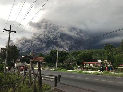 Erupción del Volcán de Fuego: Podrían ser mucho más de 38 muertos