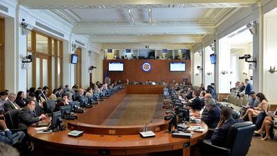 Plantean suspender a Venezuela de la OEA