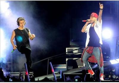 Payne impulsa carrera sin descartar concierto con One Direction