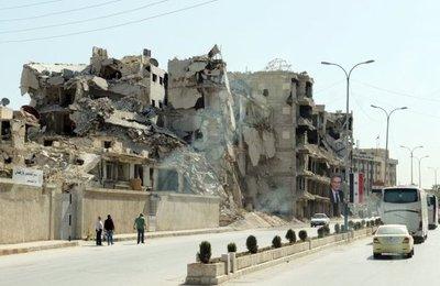Mueren 11 civiles en ataques de la coalición en Siria