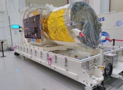 Está listo satélite que medirá velocidad del viento