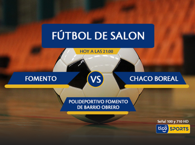 Fomento versus Chaco Boreal